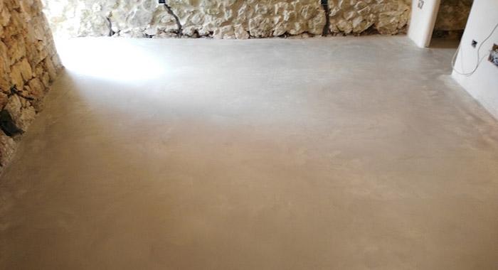 Pavimenti In Cemento Per Interni Edil Pavi