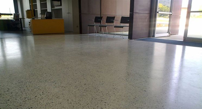 Pavimenti in Cemento Levigati per Interni  New Edil Pavi